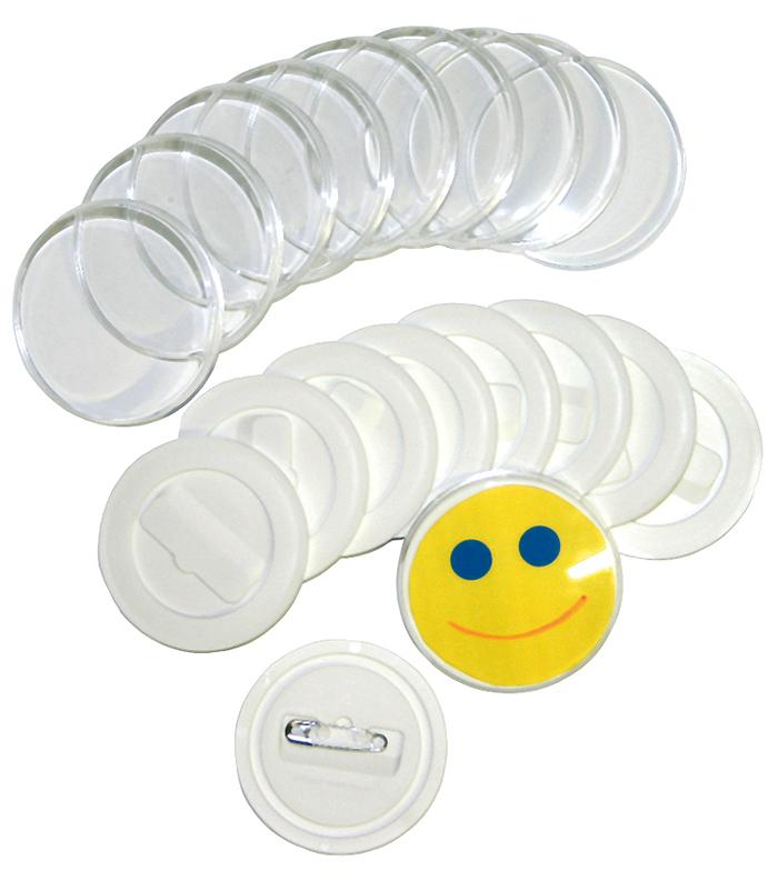 buttons 10er set buttons selber machen anstecker brosche. Black Bedroom Furniture Sets. Home Design Ideas