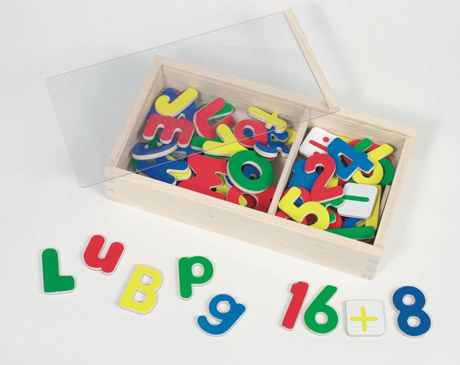 magnetbuchstaben magnetzahlen holz 89 teile magnete buchstaben lernbuchstaben ebay. Black Bedroom Furniture Sets. Home Design Ideas