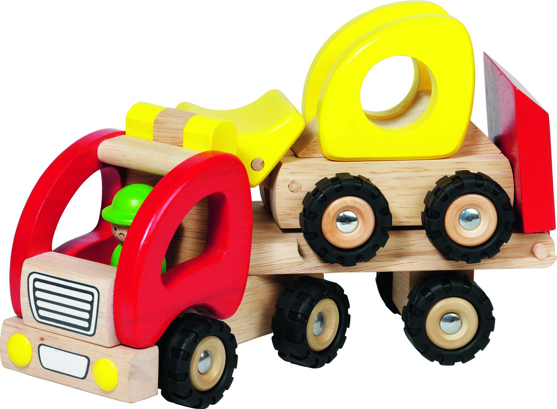 con di Caricatore di legno rimorchio del di gomma del legno e basso dell'escavatore legno camion 5u1Tl3FKJc